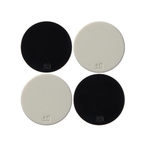 マグネット/黒+白